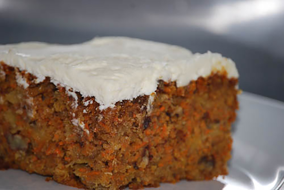 Carrot Cake Bcfresh Vegetables