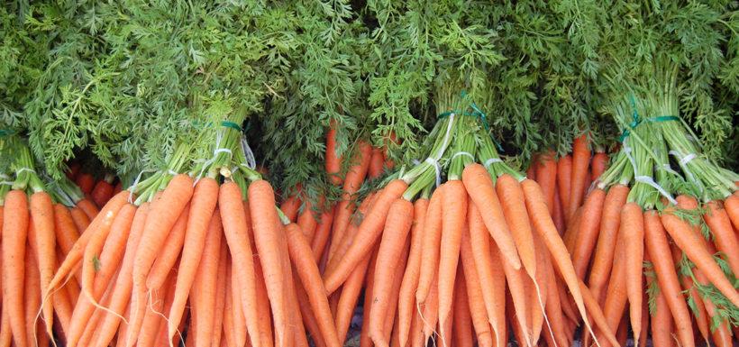 Lebanese Cumin Carrots