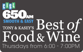 tony and kaseys best food and wine