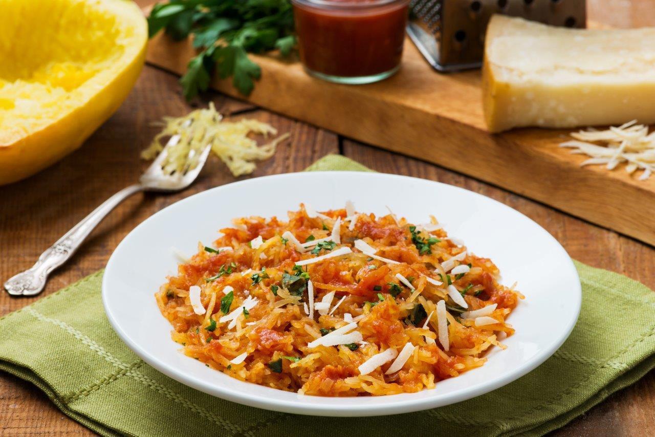BCfresh Spaghetti Squash Marinara [VIDEO]