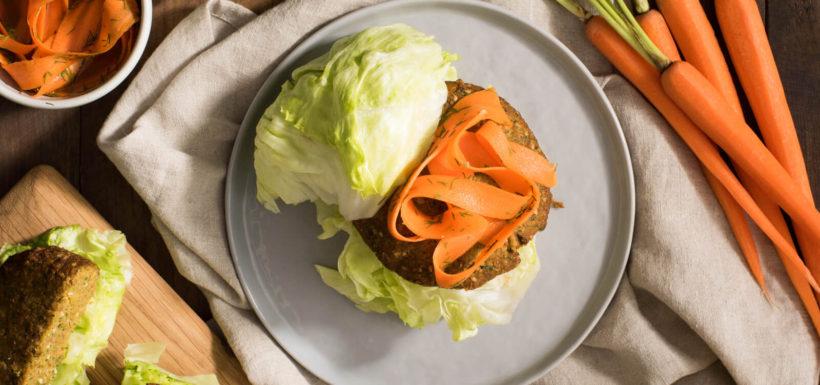 veggie burger bcfresh