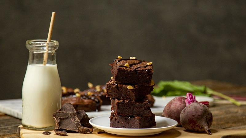 BCfresh Chocolate Beet Brownies