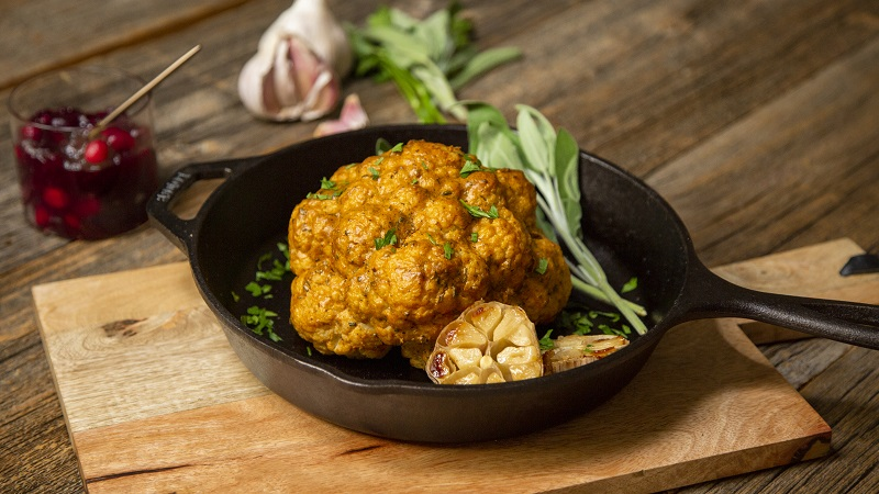 BCfresh Roasted Cauliflower Turkey
