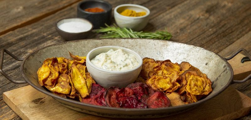 BCfresh Veggie Chips 3 Ways